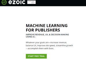 Ezoic Affiliate Program Review
