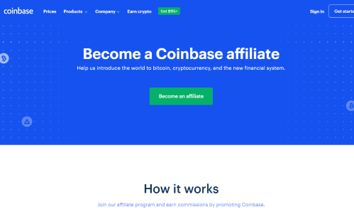 Coinbase Affiliate Program Review - A Safe Way to Earn