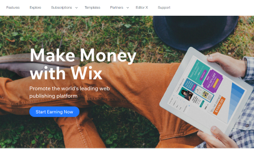 Wix Affiliate Program Review 2020: Earn $100 Commission on Every Sale