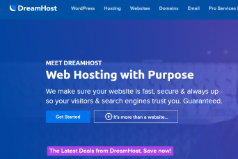 DreamHost Hosting Review 2020