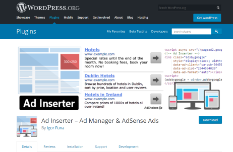 Ad Inserter Review: Should You Rely on it to Manage Your Ads?