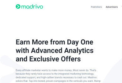 Madrivo Ad Network Review 2020