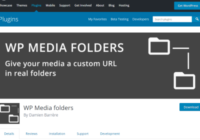 WP Media Folder Review 2020