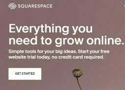 Review of Squarespace